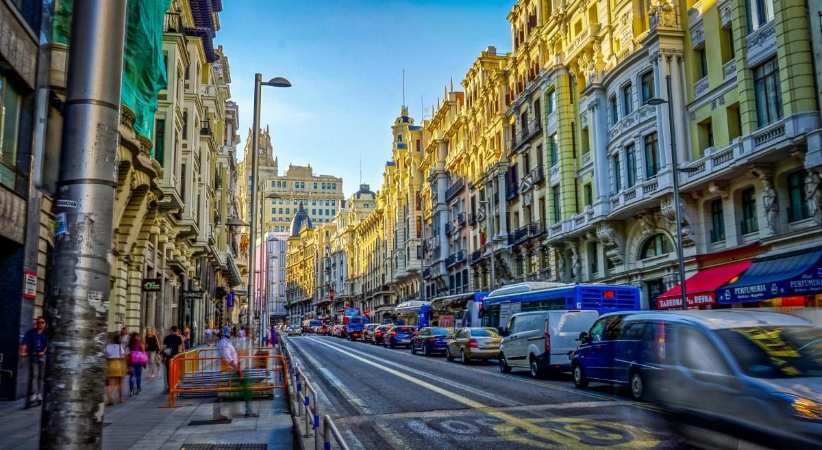 The Spain Trip
