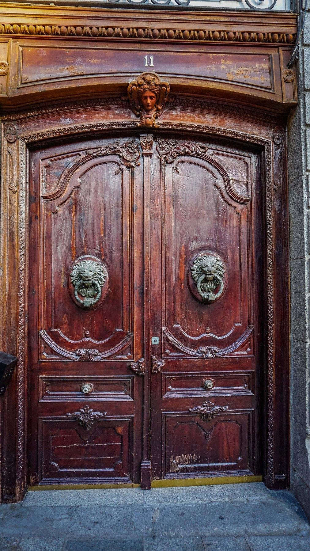 Doors…